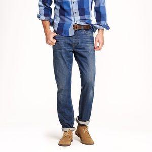 NWT! Men's Wallace & Barnes Slim Fit Jeans